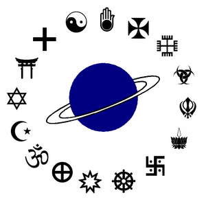 Symbol Of All Religions