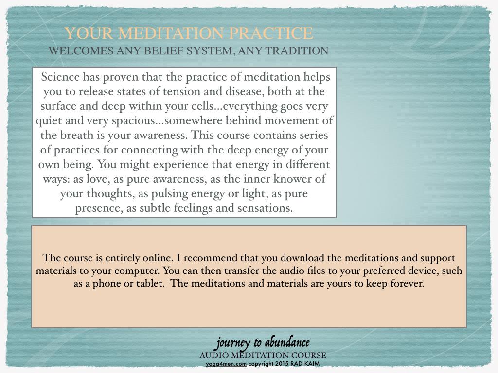 Y4M Journey to Abundance - 3
