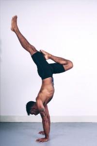 Warrior Yoga Shorts for Men