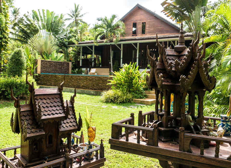 Yoga House Koh Phangan TTC villa and Venue for rent 1