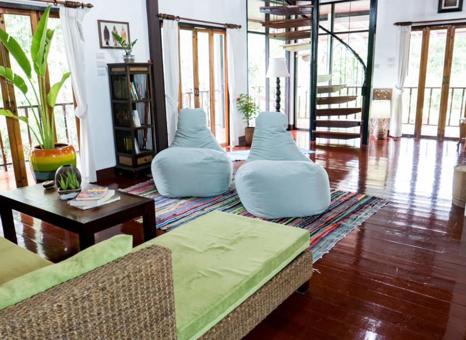 Yoga House Koh Phangan TTC villa and Venue for rent 1
