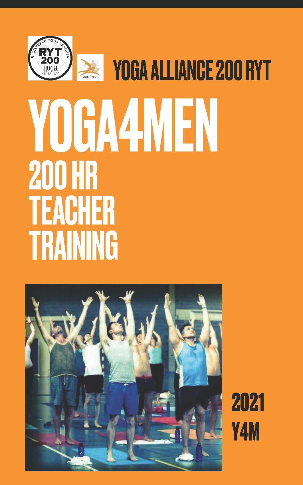 Yoga4Men Teacher Training Manual